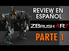 Review ZBrush 4R7 en español ::: Parte 1 - YouTube