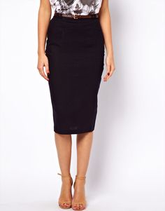Find the best selection of ASOS Linen Pencil Skirt with Belt. Shop today with free delivery and returns (Ts&Cs apply) with ASOS! Asos Online Shopping, Latest Fashion Clothes, Work Wear, Pencil, Menswear, Belt, Outfits, My Style, Skirts