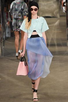 Milly | Spring 2015 Ready-to-Wear Collection | Style.com