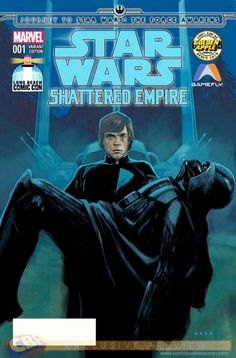 Star Wars: Shattered Empire #1 cover