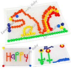 Mosaic educational kids art creative childrens by DiyCraftProject, €12.89