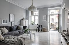 A soothing Swedish space | my scandinavian home | Bloglovin'