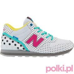 Sportowe buty za kostkę New Balance #polkipl