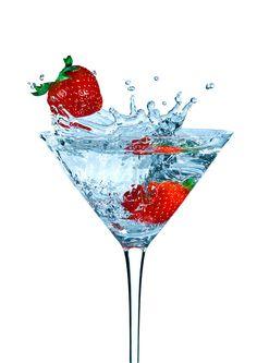 Drinks on Behance