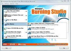 Ashampoo Burning Studio Free Burns, Restoration, Studio, Videos, Music, Google, Movies, Pictures, Free