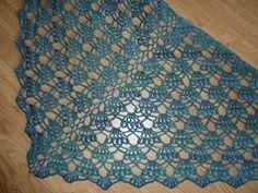 Elegant Shawl by Lion Brand Yarn bulky yarn