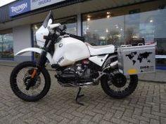 Deze BMW R 80 GS Special is te koop bij Motorcentrum Bruurs