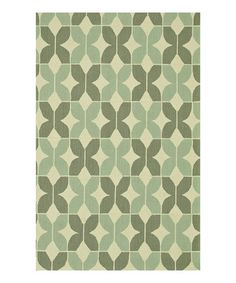 Take a look at this Ivory & Smoke Venice Beach Indoor/Outdoor Rug by Loloi Rugs on #zulily today!