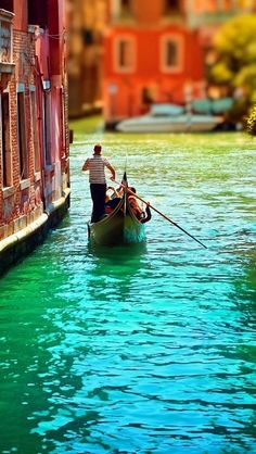 Take a Gondola ride through the Canals of Venice, Italy (Photo by Yuliya bahr) Places To Travel, Places To See, Travel Destinations, Romantic Destinations, Most Romantic Places, Beautiful Places, Peaceful Places, Exotic Places, Beautiful Scenery