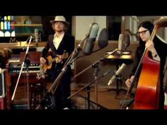 Nice piece with Jack White and crew.    The Raconteurs - 'Old Enough' (Feat. Ricky Skaggs & Ashley Monroe)