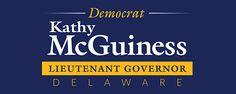 McGuiness for DE Lt. Gov campaign website