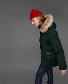 Image 7 of WATERPROOF PARKA from Zara