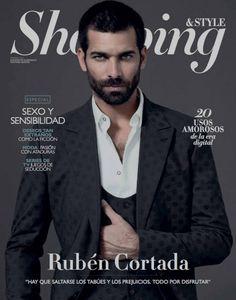 Rubén Cortada in Dolce&Gabbana for El País Shopping&Style February