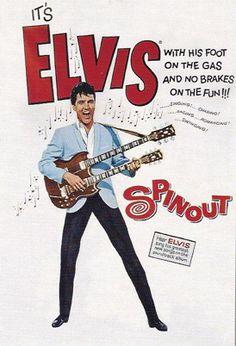 Spinout    Elvis Movie #22  Metro-Goldwyn-Mayer | 1966