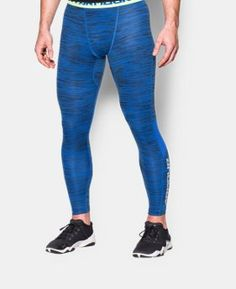 Men's UA CoolSwitch Armour Compression Leggings