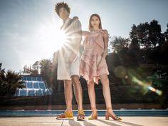Handmade Portuguese Shoes  Spring Summer 18 #crystal #livetosparkle #shoes