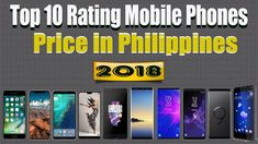 All smartphones have good unique design, build quality, Good Features, better performance & good battery backup. Top 10 Smartphones, Mobile Phone Price, Best Smartphone, Philippines, Stuff To Buy, Tops, Shell Tops