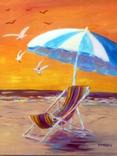 Geri Gasill will lead a Canvas and Corks evening and this is the painting she will show step by step instructions - sign up at the RAL web or call 302 227 8408 bring your favorite beverage and destress.