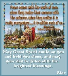 Native American Healing Quotes | NATIVE AMERICAN INDIAN BLESSINGS in NATIVE AMERICAN INDIAN Forum