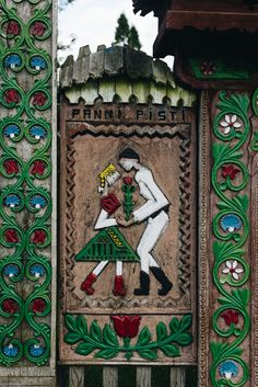 Self-expression Wooden Gates, Folk Music, My Land, Hungary, Folk Art, Culture, Traditional, History, Architecture