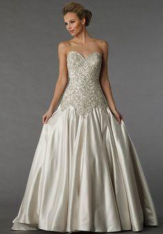 Danielle Caprese for Kleinfeld 113074 Wedding Dress - The Knot