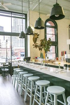 Welcome The London Plane, Now Open in Pioneer Square - Eater Seattle