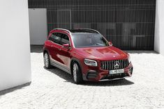 Mercedes-Benz ramps up its new GLB with AMG power Co2 Emission, New Mercedes Amg, G63 Amg, Dual Clutch Transmission, G Class, Auto News, Baby G, Supersport, Amigurumi