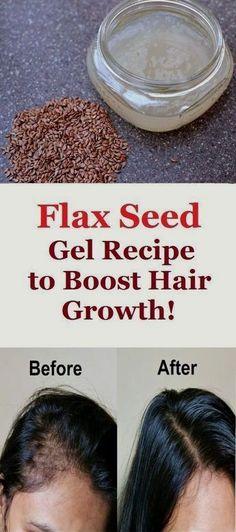 Flax Seed Gel Recipe to Boost Hair Growth! Flax Seed Gel Recipe to Boost Hair Growth! Hair Growth Tips, Healthy Hair Growth, Natural Hair Growth, Hair Growth Shampoo, Flax Seed Benefits, Thicken Hair Naturally, Hair Design, Flaxseed Gel, Tips