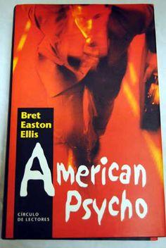 """American psycho"" de Bret Easton Ellis. Ficha elaborada por Abraham Herrero."