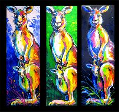 Painting, Image, Art, Paintings, Canvas Frame, Animals, Art Background, Painting Art, Kunst