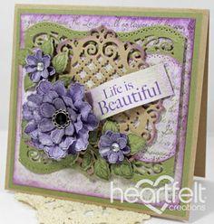 Heartfelt Creations | Lavender Blooms