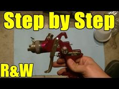How To Paint A Car - Bare Metal to Clearcoat - Steps To Painting a Car At Home with Kevin Tetz - YouTube