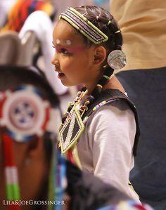 Indian girl by Birdman of El Paso, via Flickr