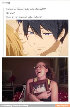 I WOULD TOTALLY DO THIS AND WITH HARU TOO