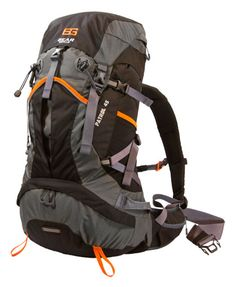 "Bear Grylls Backpack ""Patrol45"" - Coming Soon for survival bags or bug out bags"