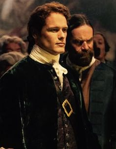 Season 2 Jamie and Murtagh