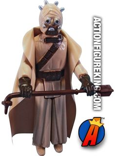 #STARWARS 12-inch Jumbo #KENNER #TUSCANRAIDER (aka #SandPeople) #ActionFigure. See full details. Easily search thousands of new and vintage #collectibles #Toys and #ActionFigures here… http://actionfigureking.com/list-3/506-gentle-giant-toys-action-figure-and-collectibles/star-wars-12-inch-jumbo-kenner-tuscan-raider-action-figure