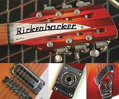 1965 Rickenbacker Model 1993