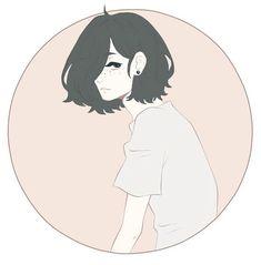 Imagen de touka kirishima, anime, and tokyo ghoul Art Anime, Anime Art Girl, Manga Art, Anime Girls, Character Concept, Character Art, Character Design, Art Et Illustration, Character Illustration