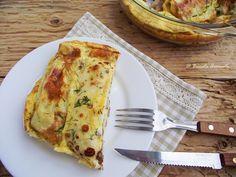 Clătite cu ciuperci şi smântână la cuptor Vegetarian Recipes, Cooking Recipes, Healthy Recipes, Healthy Food, Quiche, Veggies, Pizza, Cheese, Breakfast