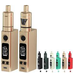 www.vaporbr.com a melhor loja de cigarro eletrônico do Brasil. http://www.vaporbr.com/eVic-VTC-Mini-TRON-75W-Temperature-Control-Mod-Joyetech
