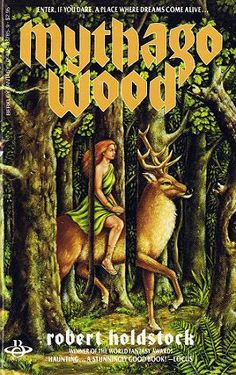 The Most Award Winning Science Fiction & Fantasy Books Of 1984 - Book Scrolling Fantasy Book Covers, Fantasy Books, Fantasy Art, Forests In England, I Love Books, My Books, One Step Beyond, Find A Book, Forever Book