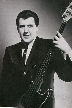 Motown Funk Brother Bob Babbitt - was born Robert Kreinar in Pittsburgh, PA in 1937.