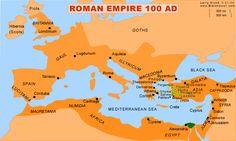 Revived Roman Empire Map.Guno Van Engel Gunovanengel On Pinterest