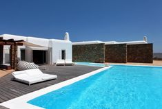 House in Mykonos by BC Estudio Architects