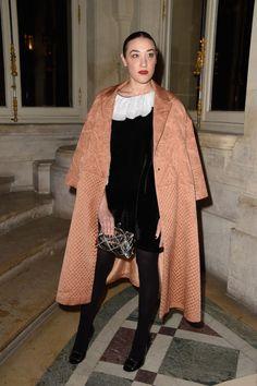 Celebrities at Paris Couture Week - Elle