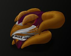 "Check out new work on my @Behance portfolio: ""Ilustración Digital [Chimera Mask]"" http://be.net/gallery/37817149/Ilustracion-Digital-Chimera-Mask"