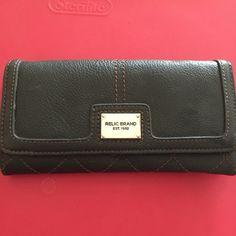 Relic wallet Black wallet Relic Bags Wallets