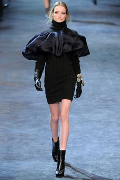 Lanvin Fall 2011 Ready-to-Wear