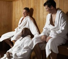 Benefits of using a steamroom after a workout